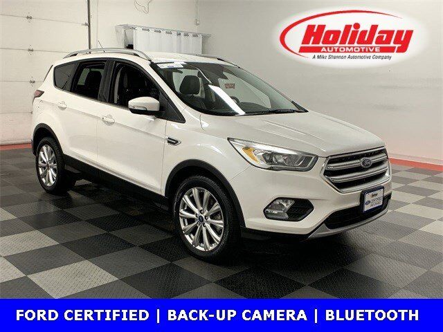 2017 Ford Escape Titanium Fond du Lac WI