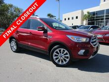 2017_Ford_Escape_Titanium_ Fort Myers FL