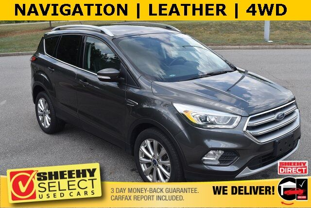 2017 Ford Escape Titanium Ashland VA