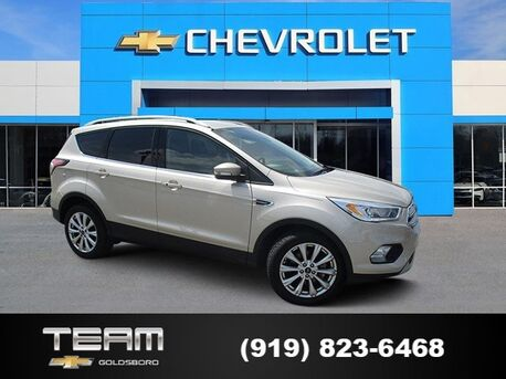 2017_Ford_Escape_Titanium_ Goldsboro NC