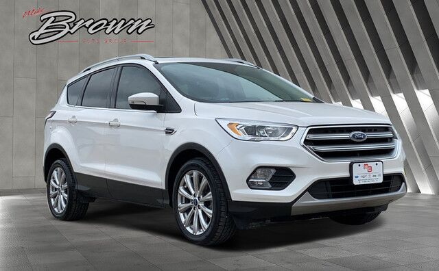 2017 Ford Escape Titanium Granbury TX