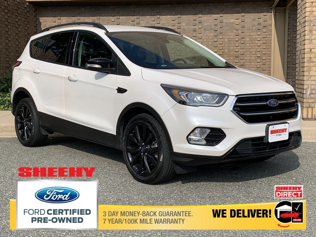 2017 Ford Escape Titanium Gaithersburg MD