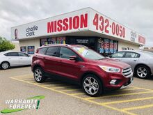 2017_Ford_Escape_Titanium_ Harlingen TX