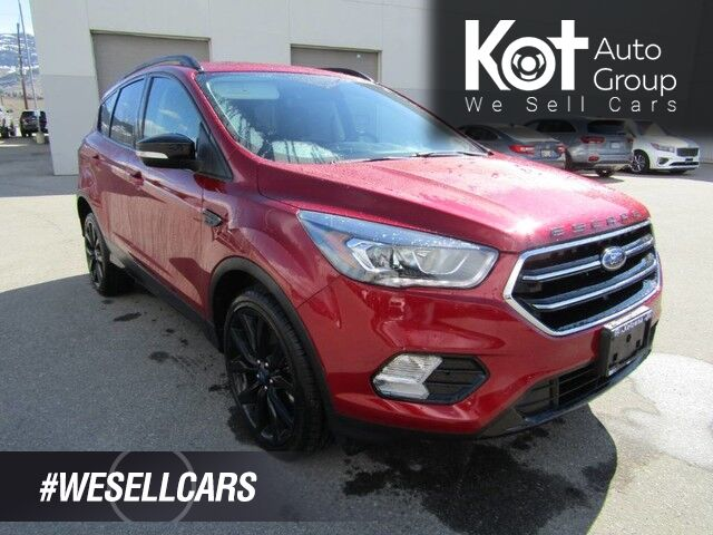 2017 Ford Escape Titanium, Heated Seats, Sunroof, Tow Package Kelowna BC