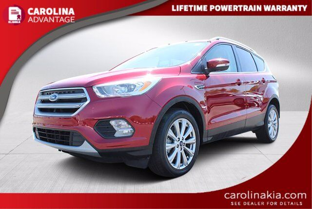 2017 Ford Escape Titanium High Point NC