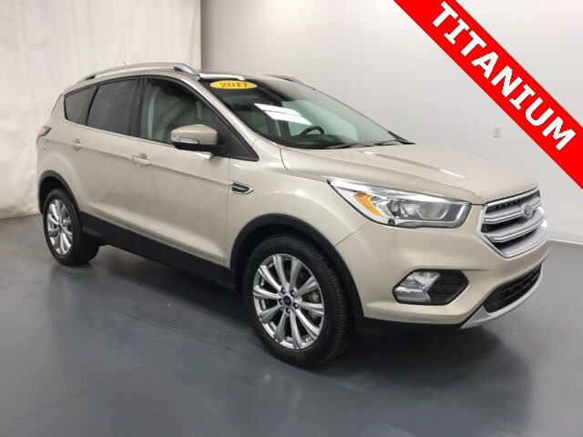 2017 Ford Escape Titanium Holland MI