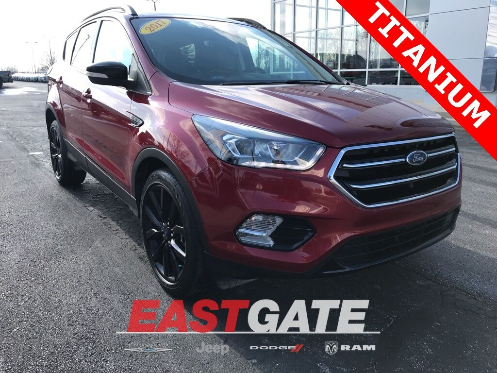 2017 Ford Escape Titanium Indianapolis IN