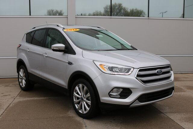 2017 Ford Escape Titanium Lexington KY