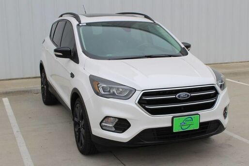 2017_Ford_Escape_Titanium_ Longview TX