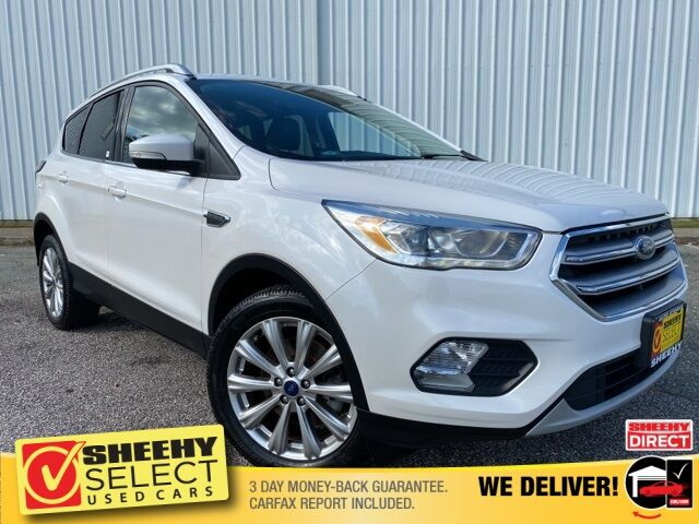2017 Ford Escape Titanium Richmond VA