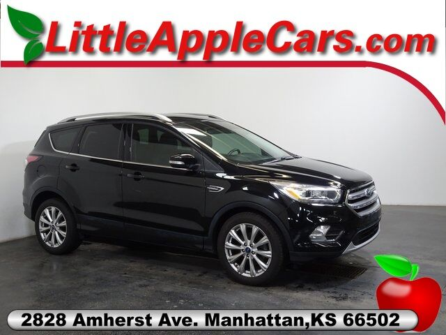2017 Ford Escape Titanium Manhattan KS