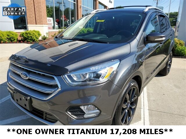 2017 Ford Escape Titanium Mayfield Village OH