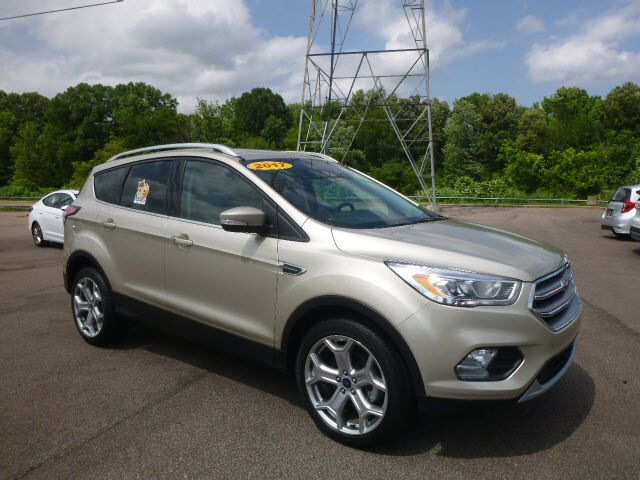 2017 Ford Escape Titanium Memphis TN