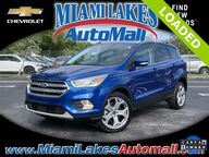 2017 Ford Escape Titanium Miami Lakes FL