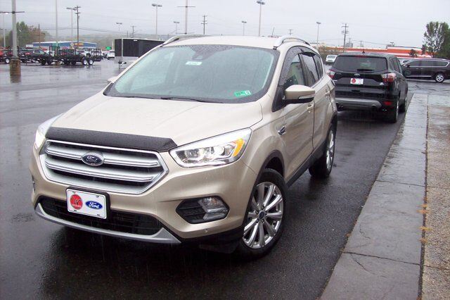 2017 Ford Escape Titanium Morgantown WV