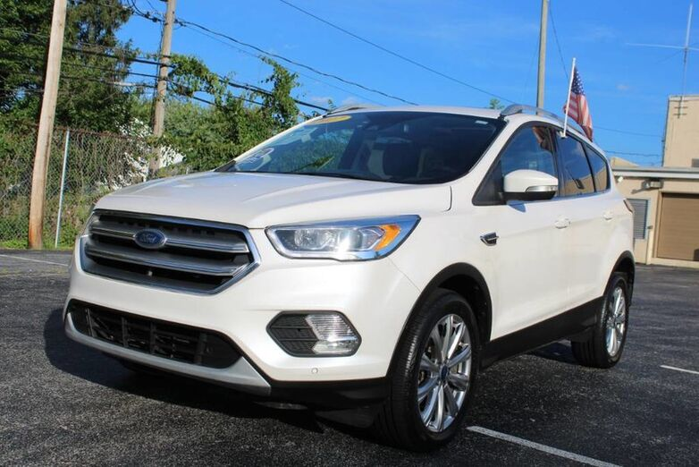 2017 Ford Escape Titanium New Castle DE