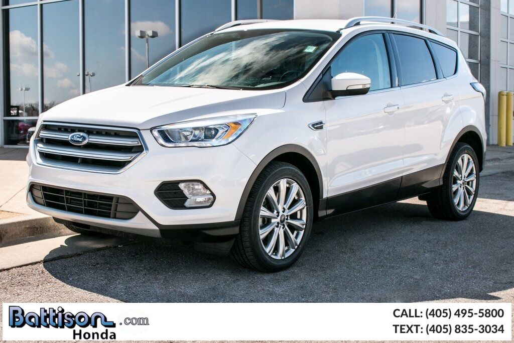 2017_Ford_Escape_Titanium_ Oklahoma City OK