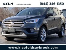 2017_Ford_Escape_Titanium_ Old Saybrook CT
