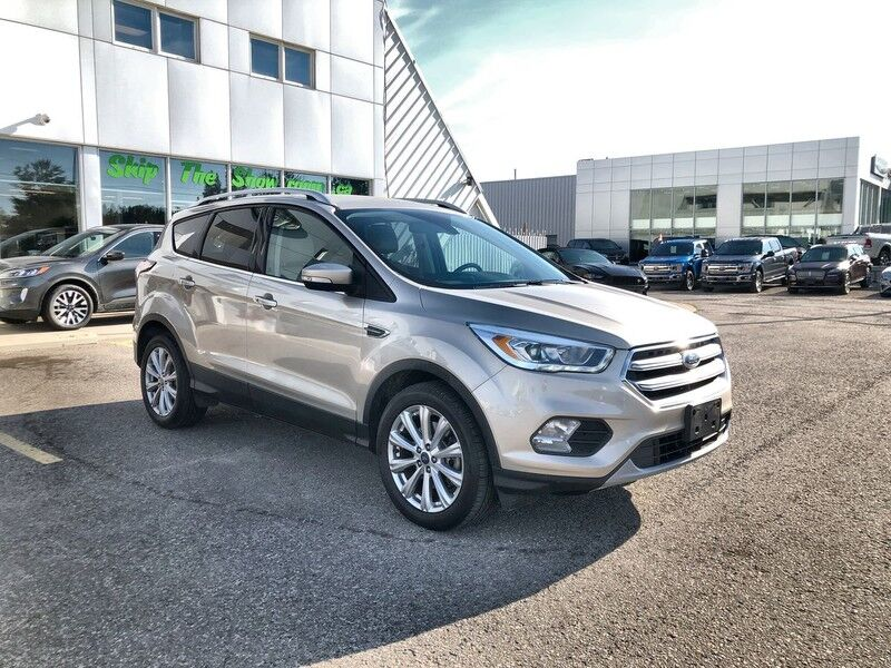 2017 Ford Escape Titanium Mono ON