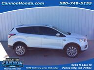 2017 Ford Escape Titanium Ponca City OK