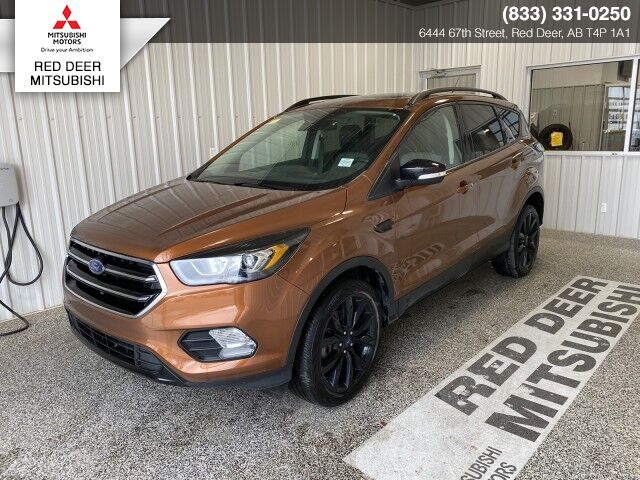 2017 Ford Escape Titanium Red Deer County AB