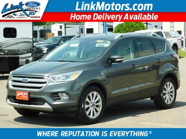 2017 Ford Escape Titanium Rice Lake WI
