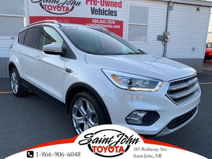2017 Ford Escape Titanium Saint John NB