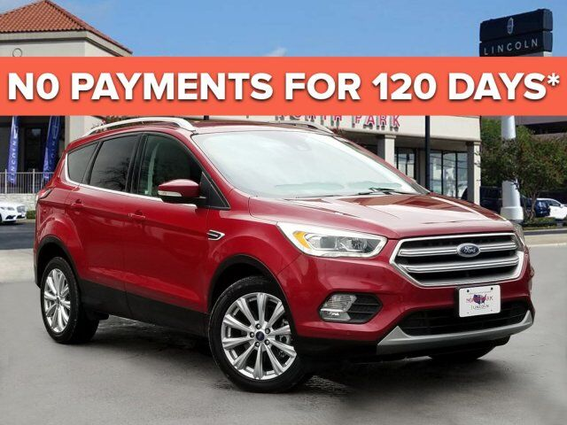 2017 Ford Escape Titanium San Antonio TX
