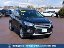 2017 Ford Escape Titanium South Burlington VT