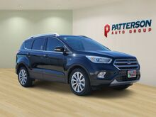2017_Ford_Escape_Titanium***ONE OWNER***CLEAN CARFAX***LEATHER***NAVIGATION***_ Wichita Falls TX