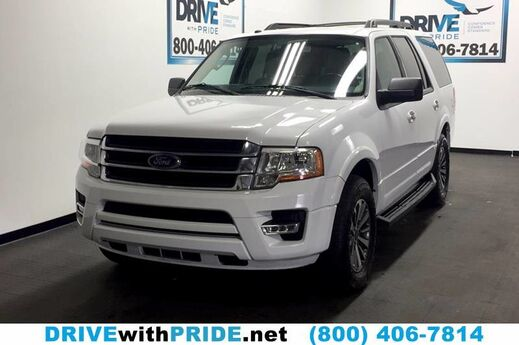 2017 Ford Expedition 48k King Ranch rear wheel drive SUV 3.5L Ecoboost V6 Engine Houston TX