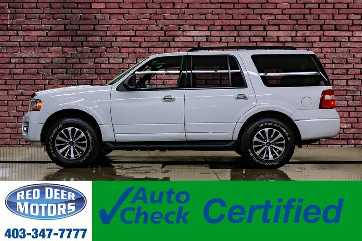 2017 Ford Expedition AWD XLT BCam Red Deer AB