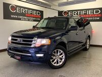 Ford Expedition EL LIMITED 4WD ECOBOOST NAVIGATION REAR CAMERA PARK ASSIST HEATED COOLED LEATH 2017