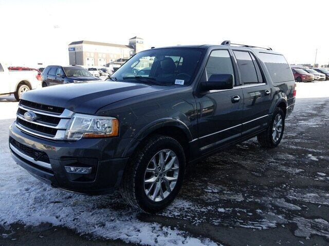 2017 Ford Expedition EL LIMITED MAX EDITION WITH LEATHER Calgary AB