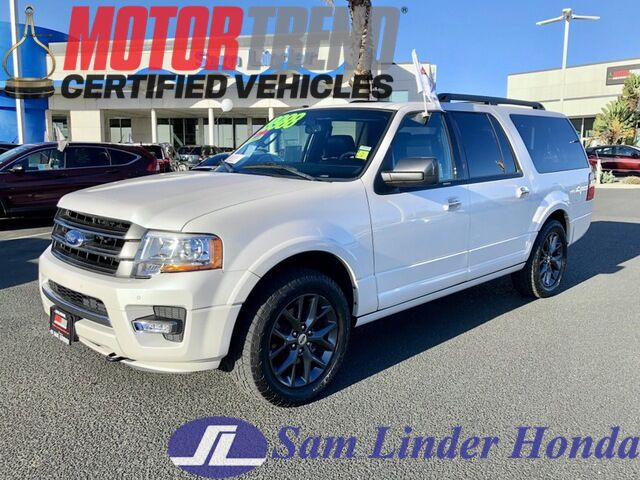 2017 Ford Expedition EL Limited 4WD Salinas CA