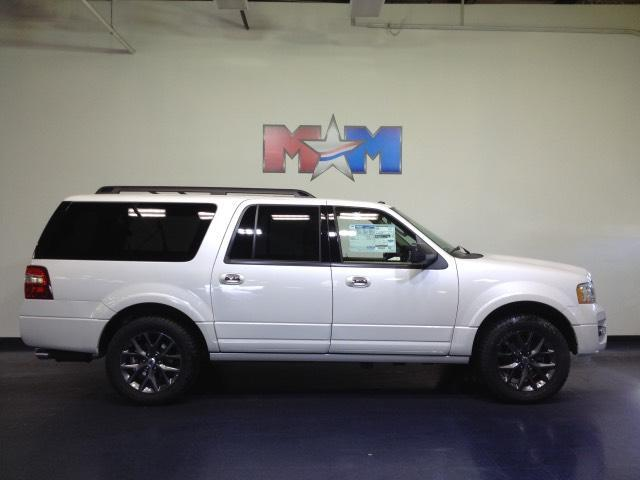 2017 Ford Expedition EL Limited 4x4 Christiansburg VA