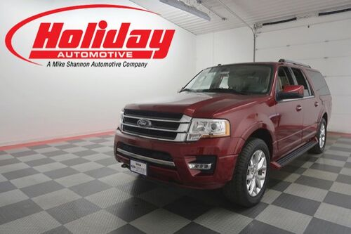 2017_Ford_Expedition EL_Limited_ Fond du Lac WI