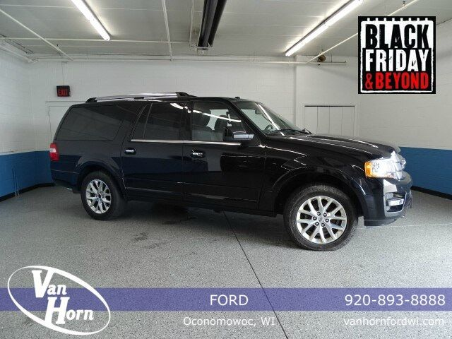 2017 Ford Expedition EL Limited Plymouth WI