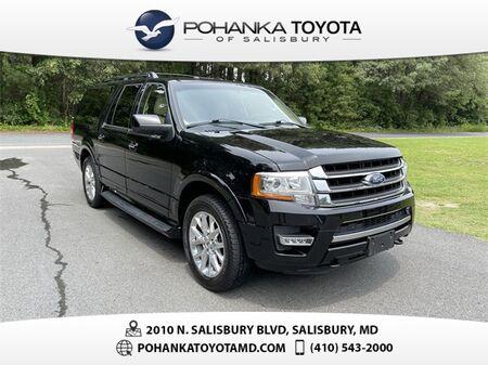 2017_Ford_Expedition EL_Limited_ Salisbury MD
