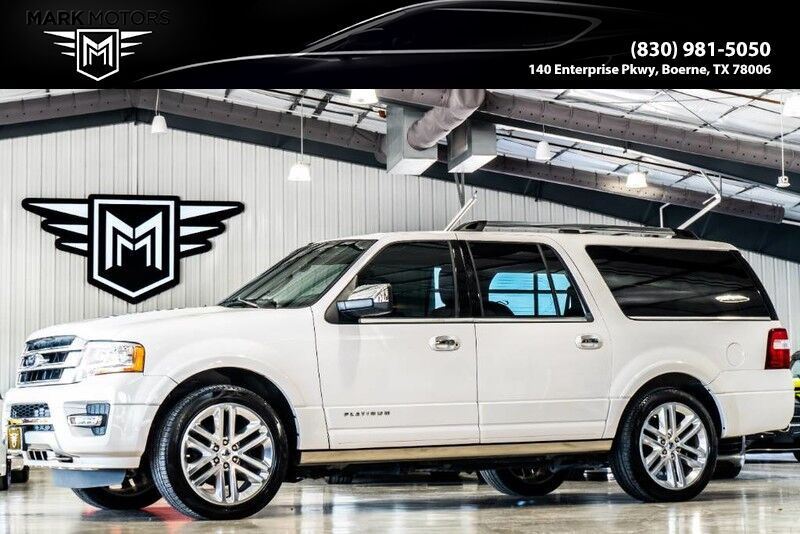 2017_Ford_Expedition EL_Platinum_ Boerne TX