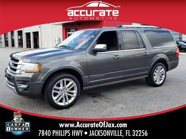 2017 Ford Expedition EL Platinum Jacksonville FL
