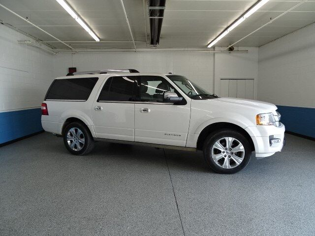 2017 Ford Expedition EL Platinum Plymouth WI
