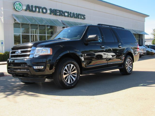 2017 Ford Expedition EL XLT 2WD, 8 PASSENGER, BACK-UP CAMERA, BLUETOOTH Plano TX