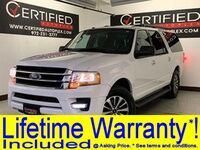 Ford Expedition EL XLT ECOBOOST SUNROOF REAR CAMERA REAR PARKING AID 3RD ROW FOLDING SEATS 2017