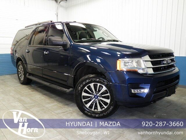 2017 Ford Expedition EL XLT Plymouth WI