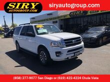 2017_Ford_Expedition EL_XLT_ San Diego CA