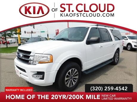 2017 Ford Expedition EL XLT St. Cloud MN