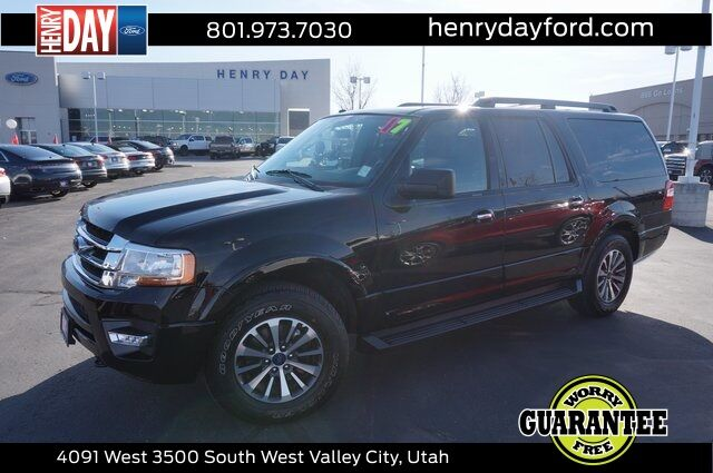 2017_Ford_Expedition EL_XLT_ West Valley City UT