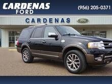 2017_Ford_Expedition_King Ranch_ McAllen TX