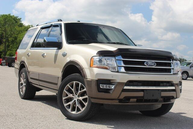 2017 Ford Expedition King Ranch Ardmore OK